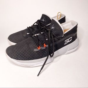 Under Armour Steph Curry 3Zero III 3 Basketball Sneaker Under Armor Black Tennis